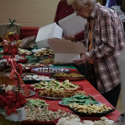 Annual Cookie Sale